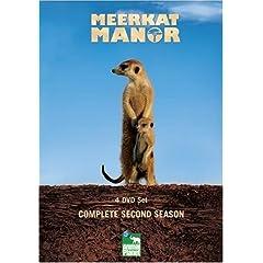 Meerkat Manor - Complete Second Season (4 DVD Set)