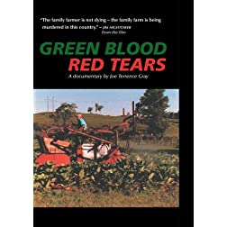 Green Blood Red Tears