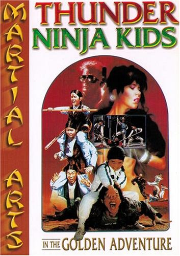 Thunder Ninja Kids :  In The Golden Adventures