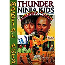 Thunder Ninja Kids :  Wonderful Mission