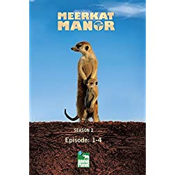 Meerkat Manor Season 2 - Episode: 1-4