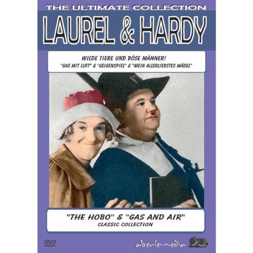 Laurel & Hardy Ultimate Collection Vol. 8