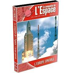 Vol. 5-Conquete De L'espace-Europe Spatiale