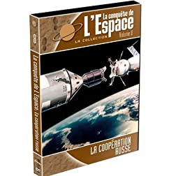 Vol. 8-Conquete De L'espace-Cooperation Russe