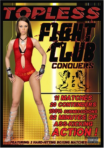 Topless Fight Club Conquers