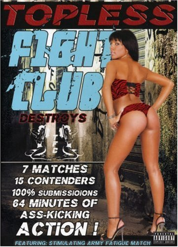 Topless Fight Club Destroys