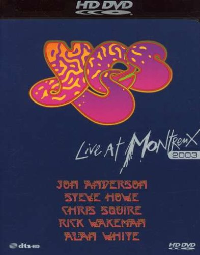 Yes: Live at Montreux 2003 [HD DVD]