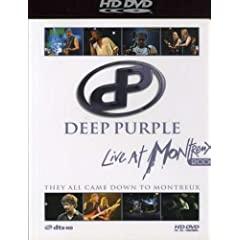 Deep Purple: Live at Montreux 2006 [HD DVD]