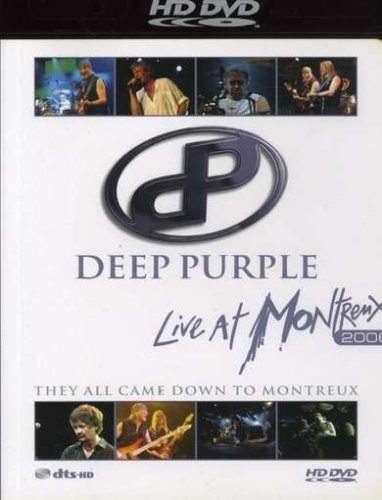 Deep Purple: Live at Montreux 2006 [HD DVD]