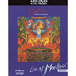 Santana: Hymns for Peace - Live at Montreux 2004 [HD DVD]