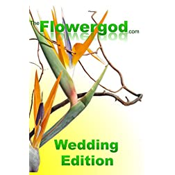 Floral Design by The Flowergod Wedding Edition