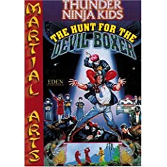 Thunder Ninja Kids - The Hunt For The Devil Boxer