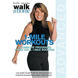 Leslie Sansone's Walk At Home - 1 Mile Workouts