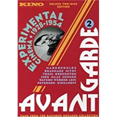 Avant-Garde 2: Experimental Cinema 1928-1954