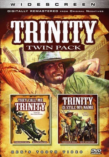 Trinity Twin Pack (They Call Me Trinity / Trinity is Still My Name)