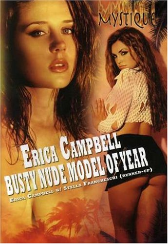 Erica Campbell: Busty Nude Model of the Year