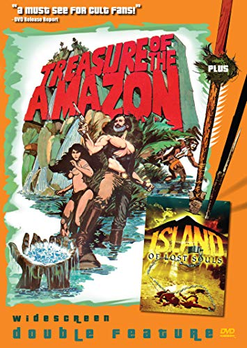 Treasure of the Amazon/Island of Lost Souls