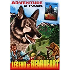 Legend of Bearheart/Cry of the Black Wolves