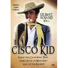 Cisco Kid Western Triple Feature, Vol. 2