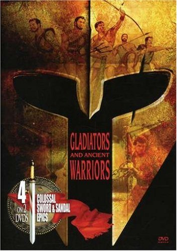 Gladiators and Ancient Warriors Four Feature