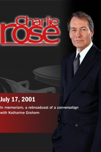 Charlie Rose (July 17, 2001)