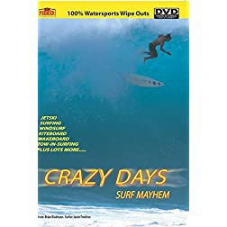 Crazy Days - Surf Mayhem