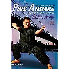 New York Nam Kuen - Five Animal