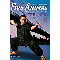 New York Nam Kuen - Five Animal