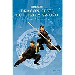 Dragon Staff Butterfly Sword