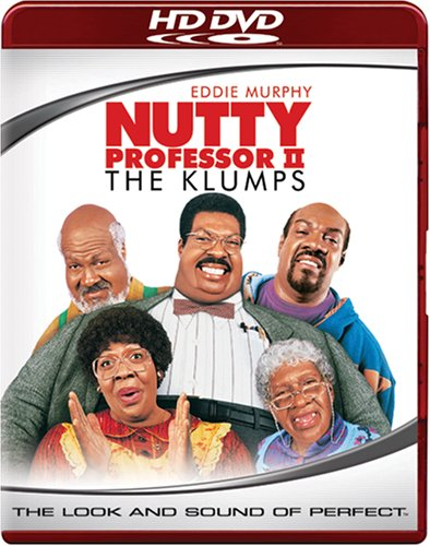 Nutty Professor 2: The Klumps [HD DVD]