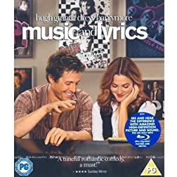 Music & Lyrics [Blu-ray]