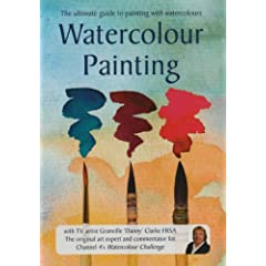 Watercolour Painting With Granville