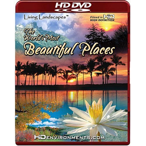 Living Landscapes The Worlds Most Beautiful Places [HD DVD]