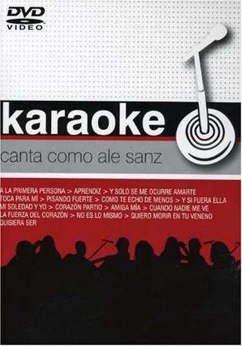 Canta Como Alejandro Sanz