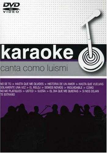 Canta Como Luis Miguel