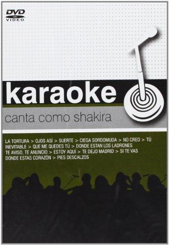 Canta Como Shakira