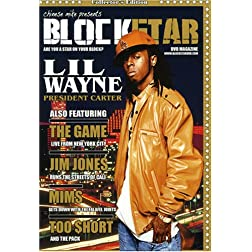 Lil Wayne: Blockstar DVD Magazine