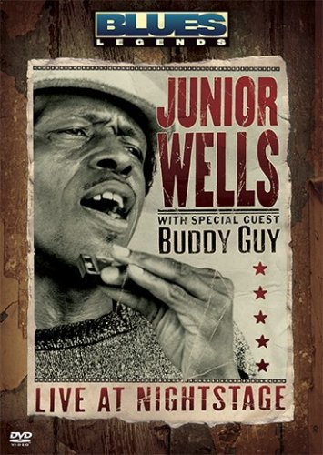 JUNIOR WELLS : BLUES LEGENDS