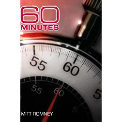 60 Minutes - Mitt Romney (May 13, 2007)