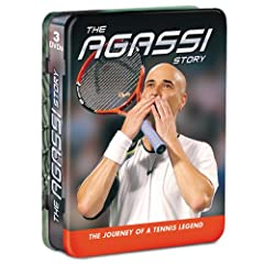 The Agassi Story: The Journey of a Tennis Legends