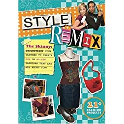 Style Remix (Leisure Arts #4314)