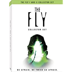 The Fly Collector Set (The Fly / The Fly II)