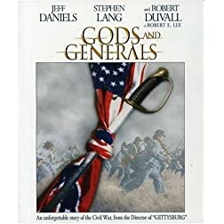 Gods and Generals [HD DVD]