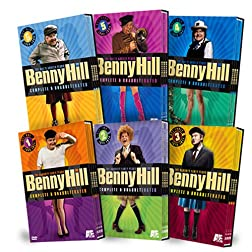 The Benny Hill Show: The Complete Collection