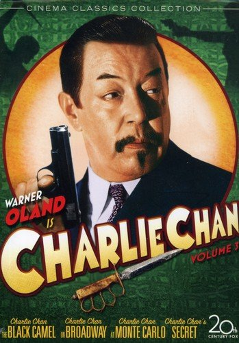 Charlie Chan Collection, Vol. 3 (Charlie Chan's Secret / Charlie Chan at Monte Carlo / Charlie Chan on Broadway / The Black Camel)