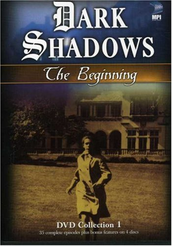 Dark Shadows: The Beginning Collection 1
