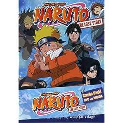 Naruto Ova (W/Book) (Sub Col)