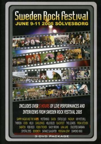 Sweden Rock Festival 2005