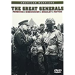 American Warriors: Great Generals Pershing (B&W)