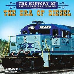 History of American Railroads: The Era of Diesel